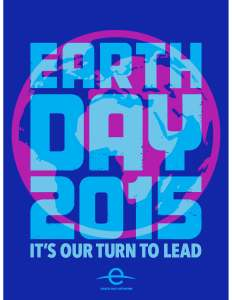 photo credit: www.earthday.org